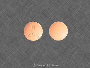 Image of Quinaretic 25-20 mg